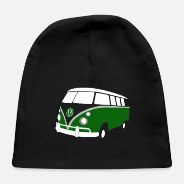 Bus The Green Bus - Baby Cap