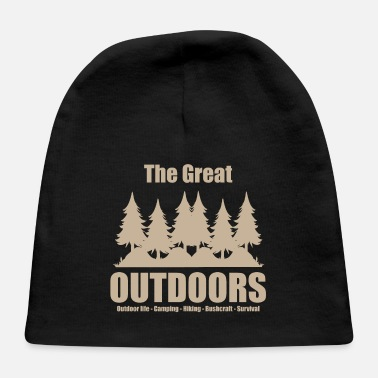 Outdoor The great outdoors - Clothes for outdoor life - Baby Cap