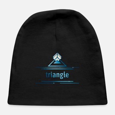 Triangle triangle - Baby Cap