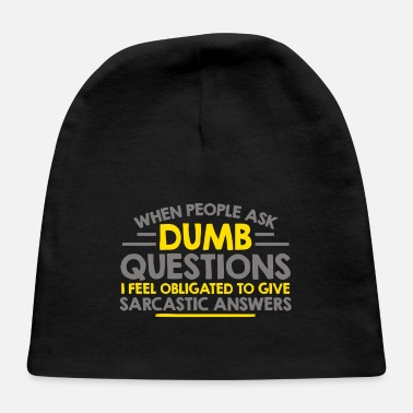 Movies DUMB QUESTIONS - Baby Cap