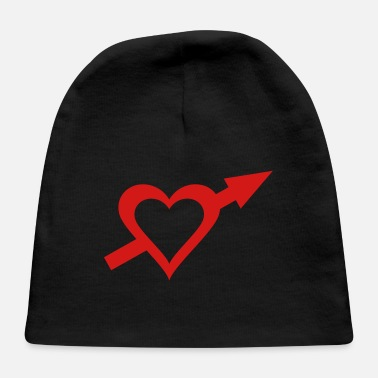 Cupido Heart and Arrow - Baby Cap