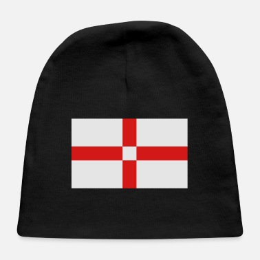 Premier National Flag Of England - Baby Cap