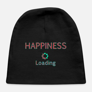 Artist Happiness loading title text quotes - Baby Cap
