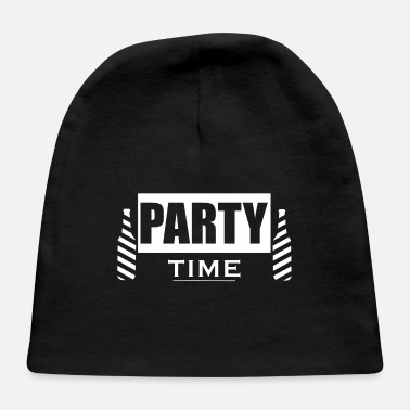 Party Party College Party - Baby Cap