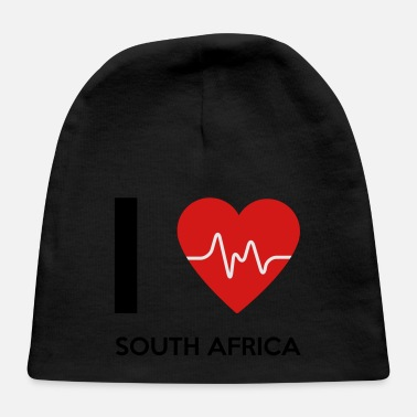 South Africa I Love South Africa - Baby Cap