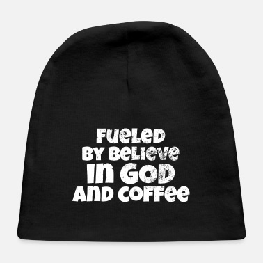 COFFEE /GOD : God And Coffee - Baby Cap
