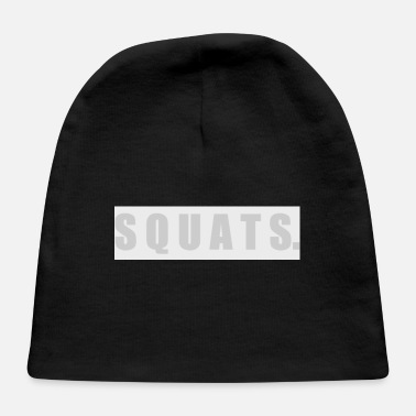 Squat SQUATS - Baby Cap