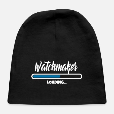 Wait Watchmaker loading please wait - Baby Cap