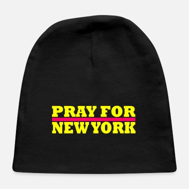 New York New York / Pray For New York - Baby Cap