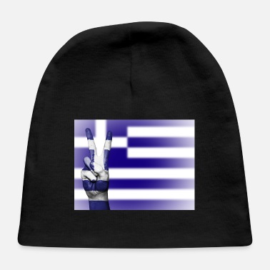 Greece greece - Baby Cap