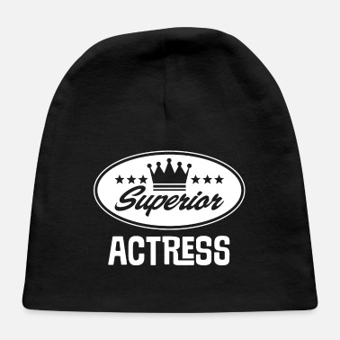 Actress Actress Appreciation Gift - Baby Cap