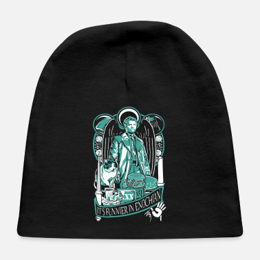 Miscellaneous Supernatural - It's funner in enochian - Baby Cap