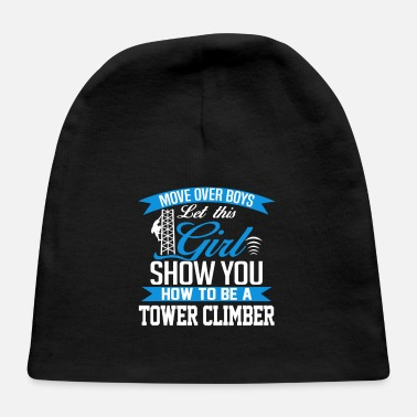 Tower climber - Show you how to be a tower climber - Baby Cap