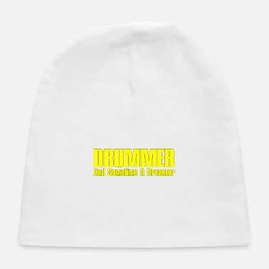 Rogers Drums drummer dreamer yellow - Baby Cap
