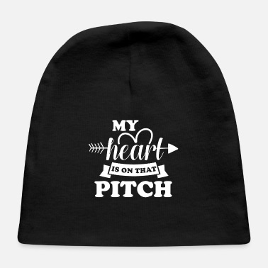 Pitch My heart is on that pitch - Baby Cap