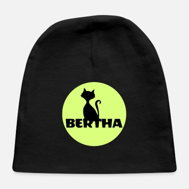 First Name Bertha name first name - Baby Cap