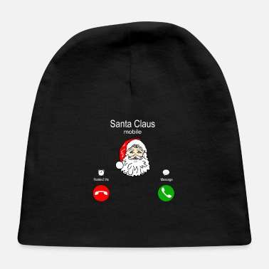 Mobile Phone Santa Claus mobile phone - Baby Cap