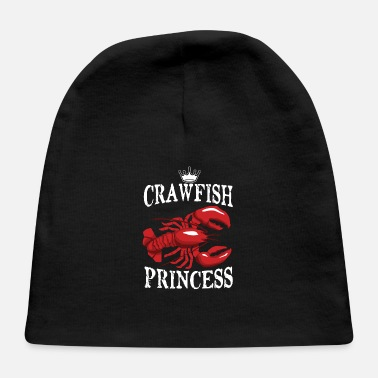 Crawfish Crawfish Princess - Baby Cap