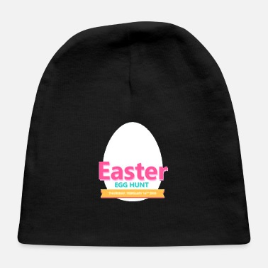 Happy Easter Egg hunt - Baby Cap