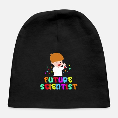 Future Kids Future Scientist Funny Gift Idea - Baby Cap