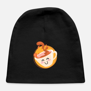 Cupido Cute Kawaii Coffee Mug Smiling - Baby Cap
