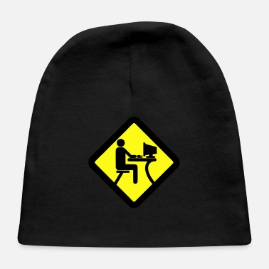 Lanparty LANParty pictogram [Yellow] - Baby Cap