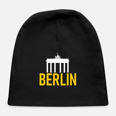 Berlin Berlin - Brandenburg Gate - Deutschland - Germany - Baby Cap
