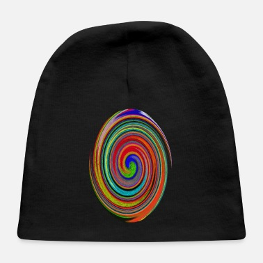 Color Colorful mix of colors - Baby Cap