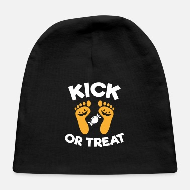 Treat Kick Or Treat - Baby Cap