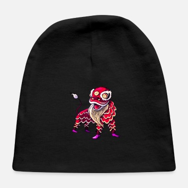 Chinese Writing chinese new year - Baby Cap