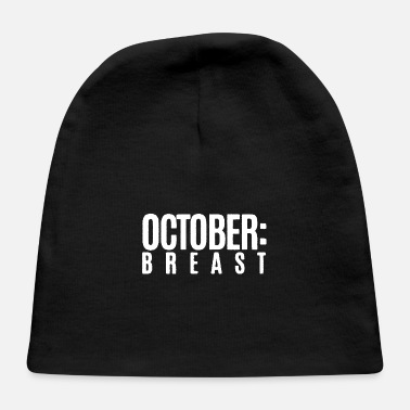 October October breast - Baby Cap