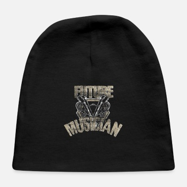 Metal Music Music Musician Sound gift idea - Baby Cap