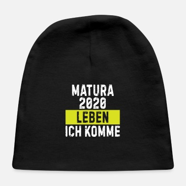 Austria Life Matura saying graduation 2022 - Baby Cap