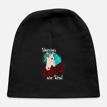 Smily fairy tales horse Glitter - Baby Cap