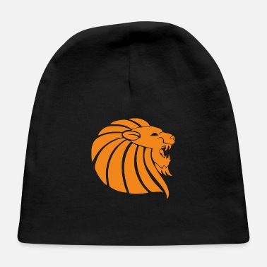 Wild Dog wild lion - Baby Cap