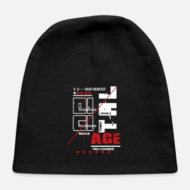 New Age Digital Age - Baby Cap