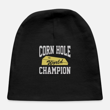 World Champion Corn Hole World Champion - Baby Cap