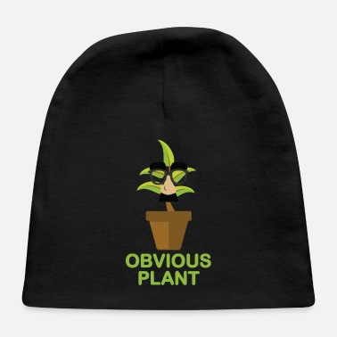 Plant Grounds Obvious Plant - Baby Cap
