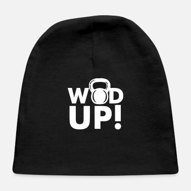 Funny Crossfit Crossfit Wod Up - Baby Cap