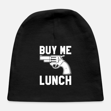 Lunch Buy Me Lunch - Baby Cap