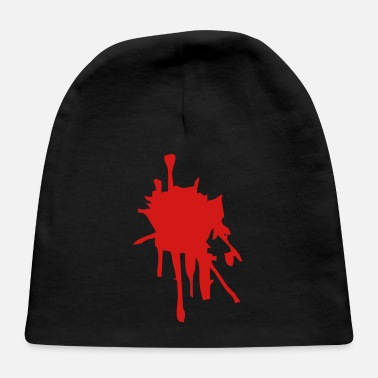 Splatter Blood Splatter - Baby Cap