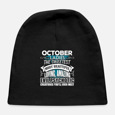 October OCTOBER Ladies - Baby Cap