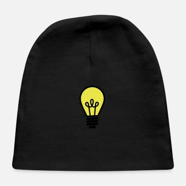 Light Bulb Bulb - Baby Cap