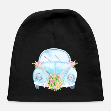 Wedding wedding car - Baby Cap