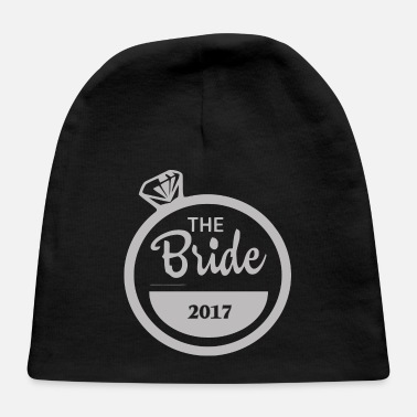 Bride The Bride - Baby Cap