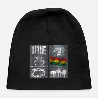 Collections reggae collection - Baby Cap