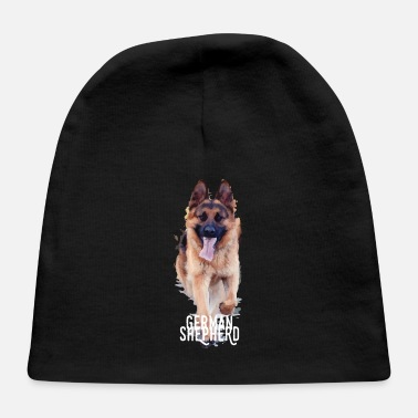 Shepherd German Shepherd - German Shepherd - Baby Cap