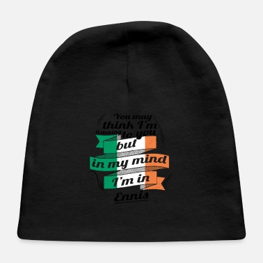 Enni URLAUB irland ROOTS TRAVEL I M IN Ireland Ennis - Baby Cap
