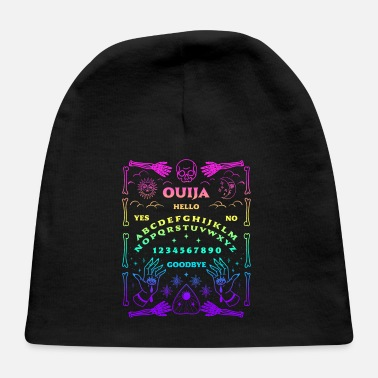 Ouija Board Pastel Goth Witchcraft Witch Wicca Tar - Baby Cap
