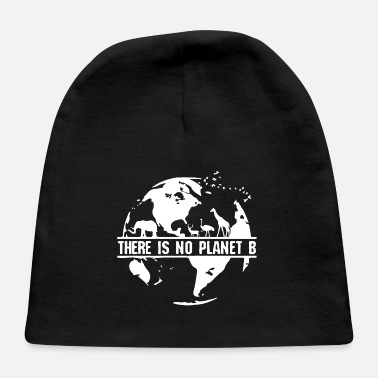 Planet Earth Day Climate bio shirt Organic - Baby Cap